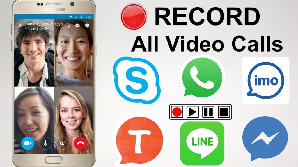 How to record a video call