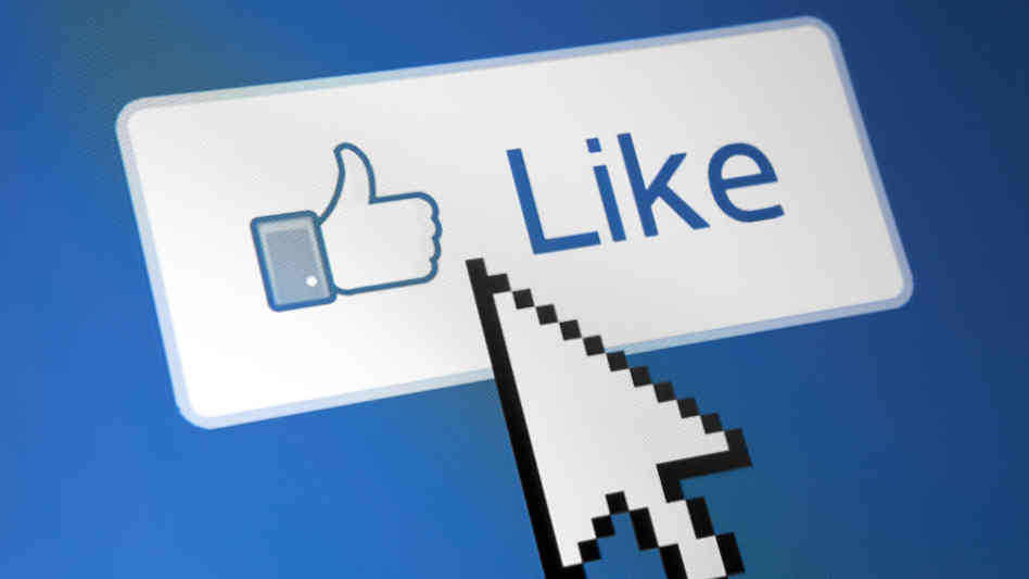 How to see friends like on Facebook