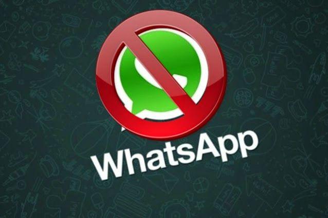 Whatsapp: fuga di massa dopo l'annuncio del blocco dell'app per migliaia di utenti