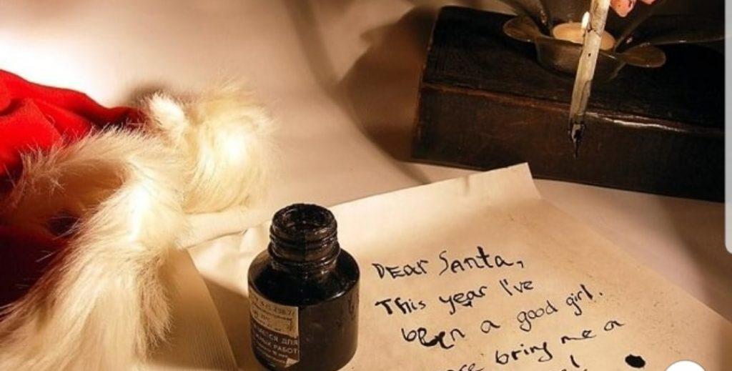 """Bimba scrive a Babbo Natale: """"Vorrei un rene per mio fratello"""" FOTO"""