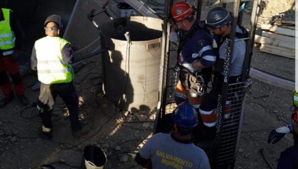 Bimbo caduto: terza micro esplosione nel pozzo