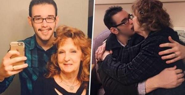 Nonna di 72 anni sposa un diciannovenne incontrato al funerale del figlio