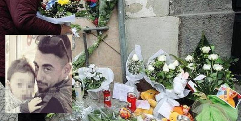 Le sorelline del bimbo morto a Cardito non hanno più i genitori