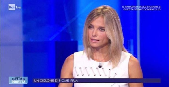 """""""Sono malata, ho…"""" : Francesca Fialdini rivela in diretta il suo problema di salute"""