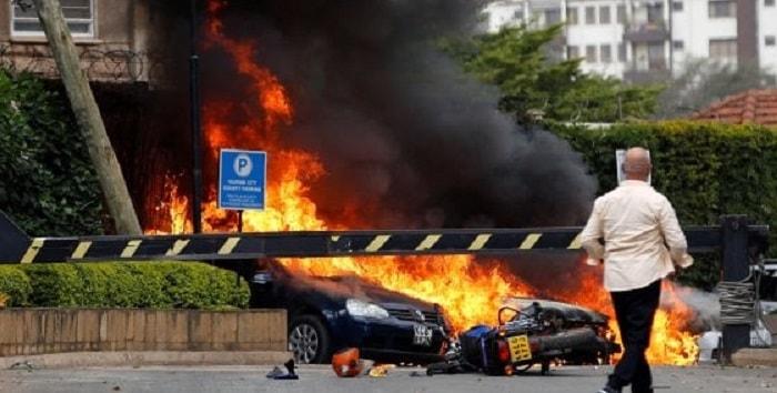 Attacco terroristico in Hotel, almeno 5 i morti