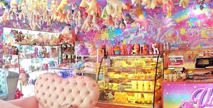 Unicorn cafe: benvenuti nel posto più magico della Terra!