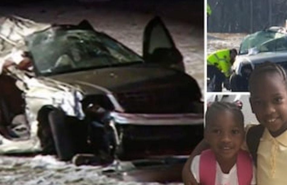 Auto si schianta, è strage : 5 bambini deceduti. Scaraventati fuori dall'auto. I dettagli