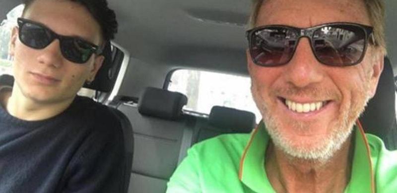 Il papà di Manuel Bortuzzo: «Gli ho detto della paralisi, non ha pianto»