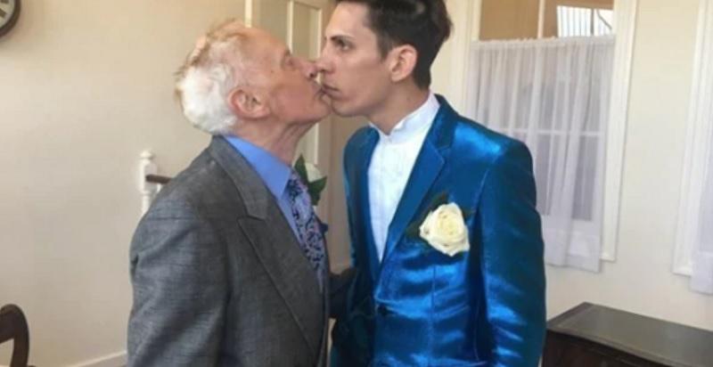 """Prete 80enne si dimette e si sposa col suo toyboy di 25 anni: """"Sono più felice che mai"""""""