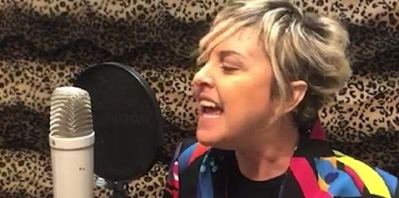 """Nadia Toffa debutta come cantante: """"Diamante briciola"""" è la sua prima canzone"""