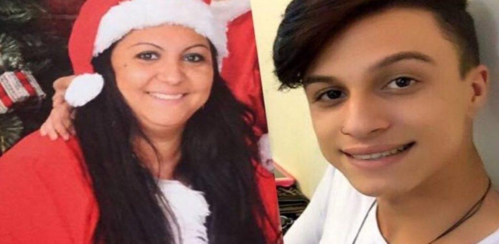 """""""Sei Gay"""": la madre uccide il figlio 17enne e brucia il suo corpo"""