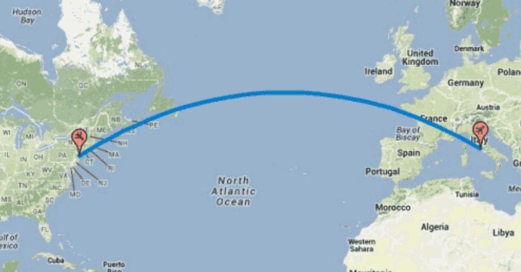 Volare da Roma a New York in meno di un'ora è possibile