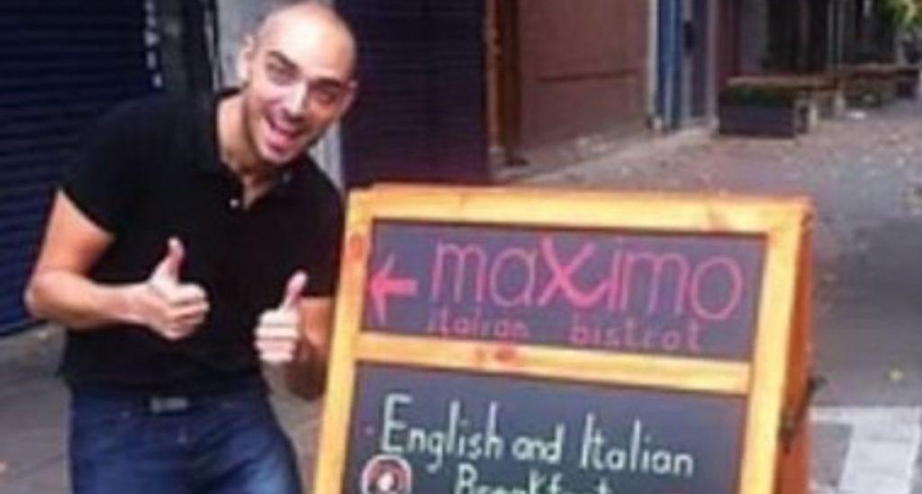 Londra: Parmigiano sul pesce; ristoratore italiano si rifiuta «Prova con lo sterco»