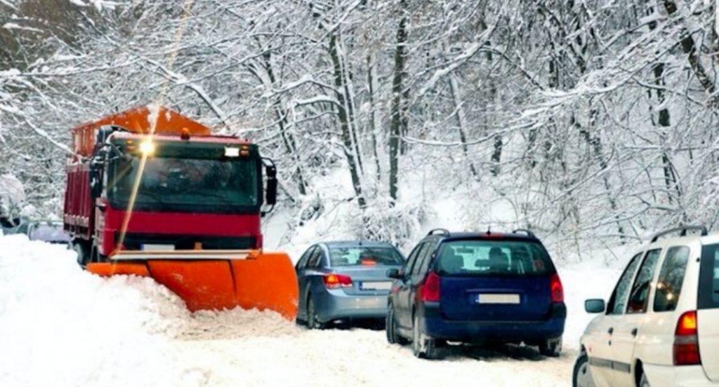 Allarme maltempo, in arrivo il ciclone polare: neve fino in pianura