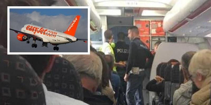 """Paura di volare, tenta di aprire il portellone durante il volo per Pisa: """"Panico tra i passeggeri"""""""