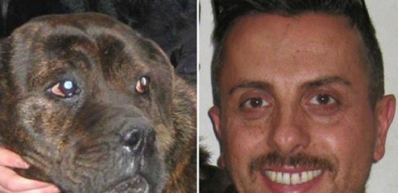 """Gianluca sbranato dal cane, lo sfogo della moglie: """"Non posso fare il funerale"""""""