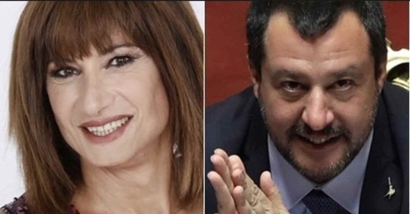 Durissimo scontro Salvini-Luxuria: volano parole grosse