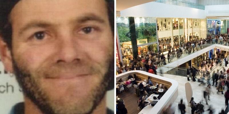 Va al centro commerciale e ritrova il marito che aveva perso 10 anni prima