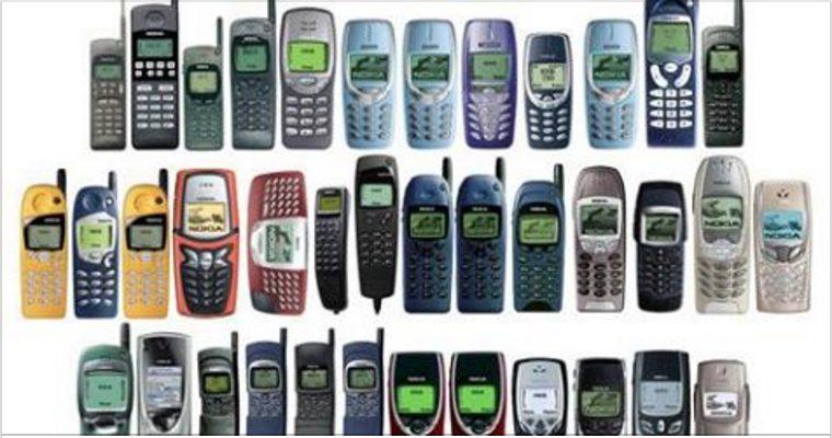Vecchi cellulari che valgono una fortuna, controllate nei cassetti per fare soldi