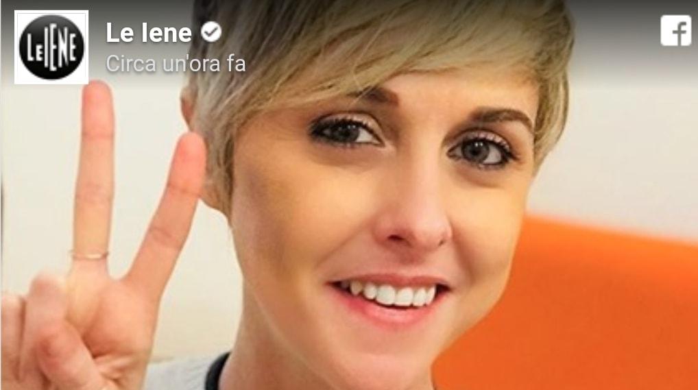 """Nadia Toffa salta l'ultima puntata de """"Le Iene"""". Il motivo"""