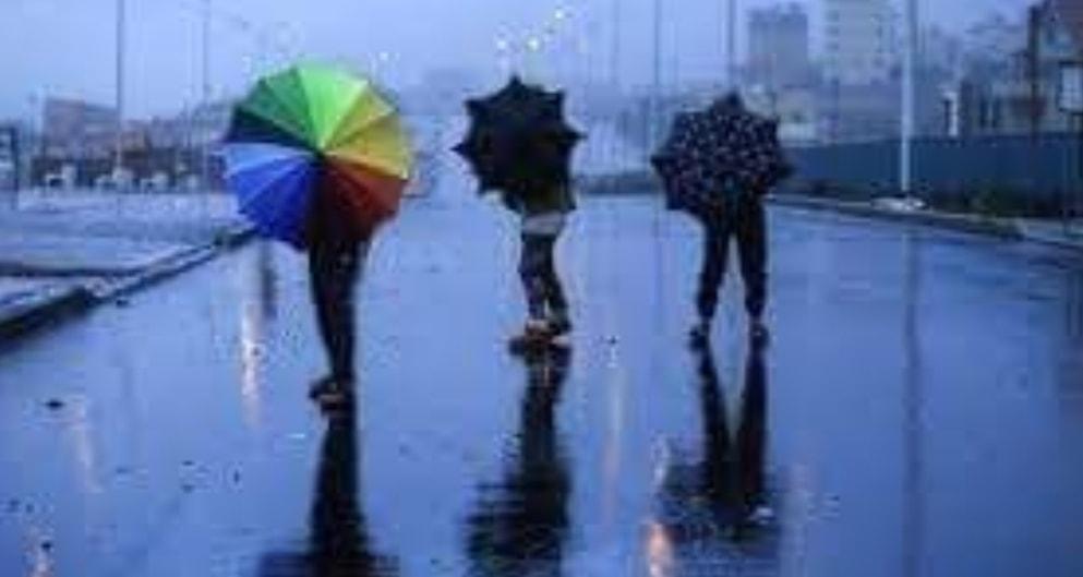 Meteo:in arrivo pioggia e freddo, temperature tra i 15°C e 20°C