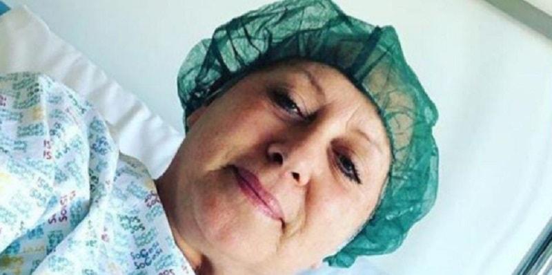 Carolyn Smith, la brutta notizia poco fa: di nuovo in ospedale