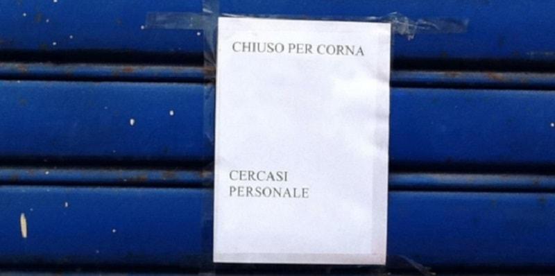 Bar 'Chiuso per corna': storia di una vendetta all'italiana