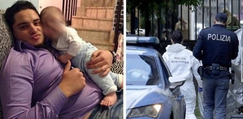 """Bimbo di 2 anni ucciso di botte, il padre confessa: """"Non dormivo ed ero arrabbiato"""""""