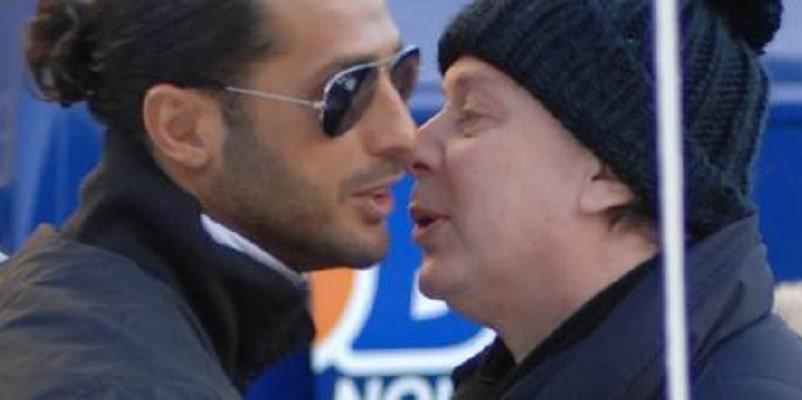 """La confessione in Tv di Lele Mora: """"Con Fabrizio Corona un grande amore, non solo ses*uale"""""""
