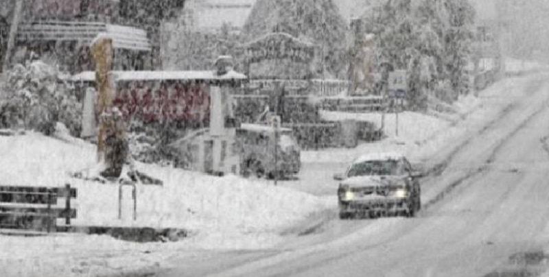 Meteo, evento storico: neve in arrivo fin quasi in pianura e temperature giù in picchiata