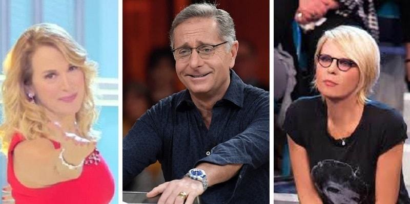 Mediaset, ecco quanto guadagnano i conduttori: Bonolis, D'Urso, De Filippi e gli altri