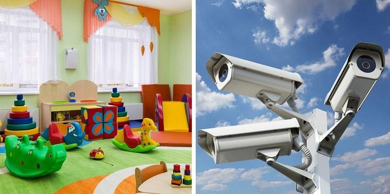 Le telecamere diventano obbligatorie in tutti gli asili, strutture per anziani e disabili
