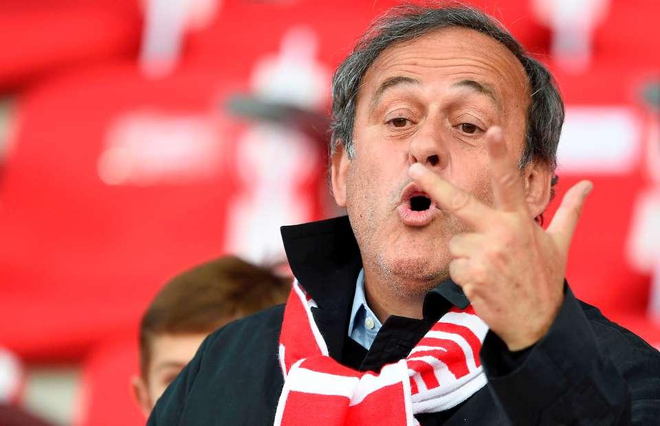 Arrestato in Francia Michel Platini: l'ex attaccante della Juventus in stato di fermo