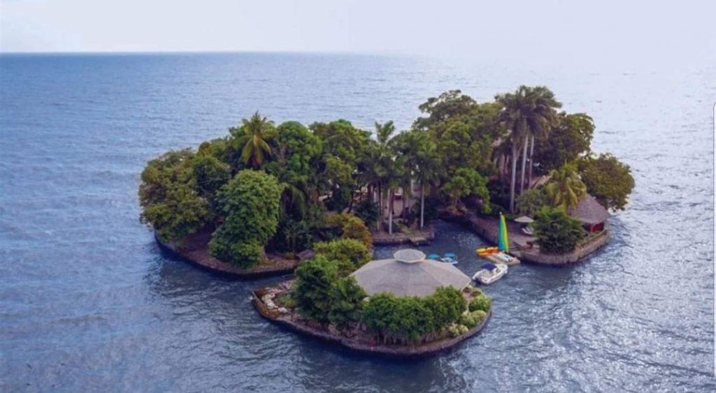 È possibile affittare un'incredibile casa vacanze privata sull'isola per soli £ 9 a notte