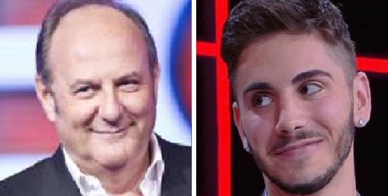 Nicolò Scalfi, il campioncino di Caduta libera, presenta in tv la nuova fidanzata