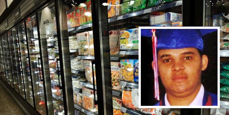 25enne scomparso da 10 anni, ritrovato morto incastrato dietro ad un frigo