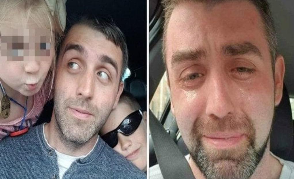 Solo 5 euro sul conto, papà single si uccide: l'ultima foto prima del suicidio