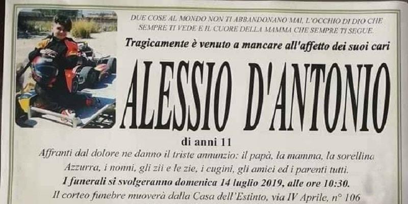 Polemica sui funerali di Alessio, il bimbo ucciso travolto dal Suv