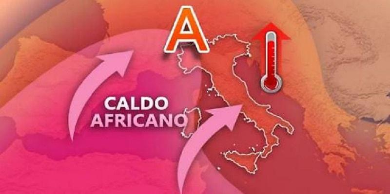 Meteo, sarà la settimana più calda degli ultimi 10 anni: temperature africane fino a 42 gradi