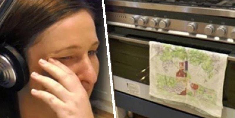 Lascia la moglie incinta e piena di debiti, lei poi scopre una sorpresa (Video)