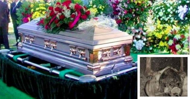 Donna incinta muore, durante il suo funerale dà alla luce il suo bambino