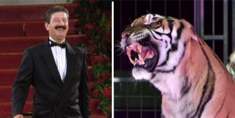 Sbranato dalle tigri, l'autopsia ribalta la versione dei fatti