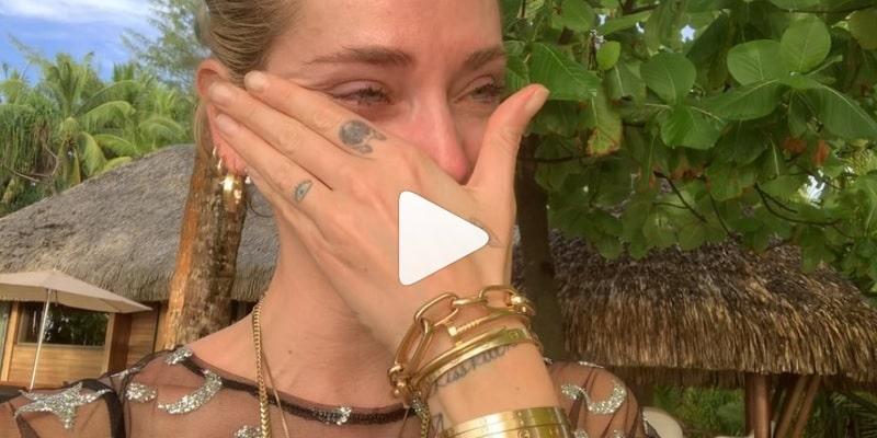 """Chiara Ferragni devastata: """"Ho scoperto che ha un tumore"""""""