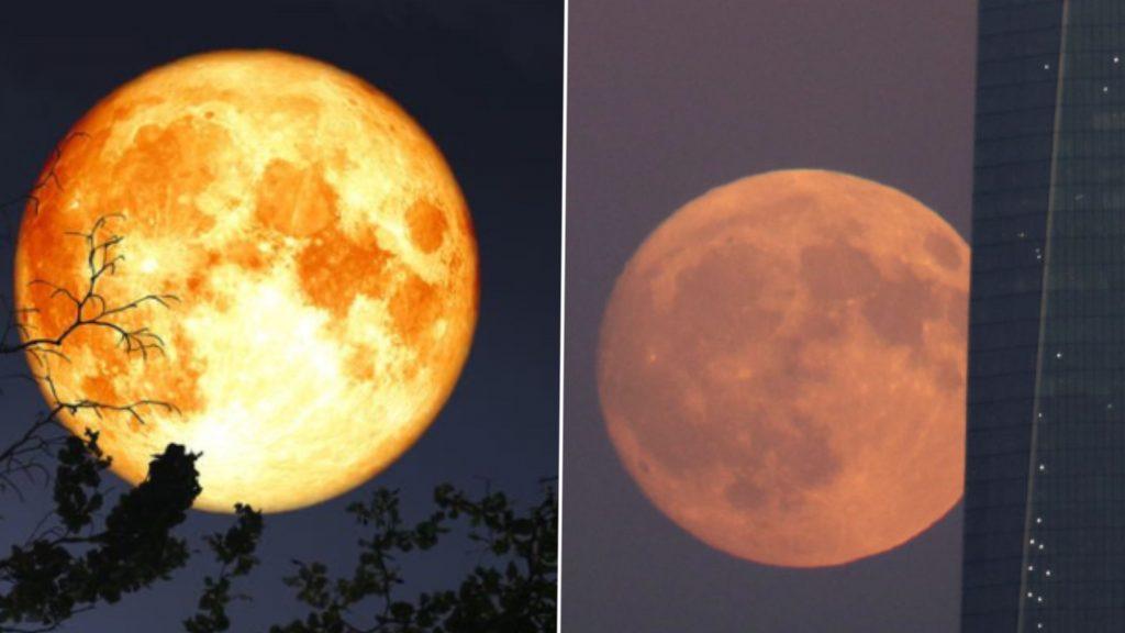Venerdì 13 ci sarà una luna piena incredibilmente rara