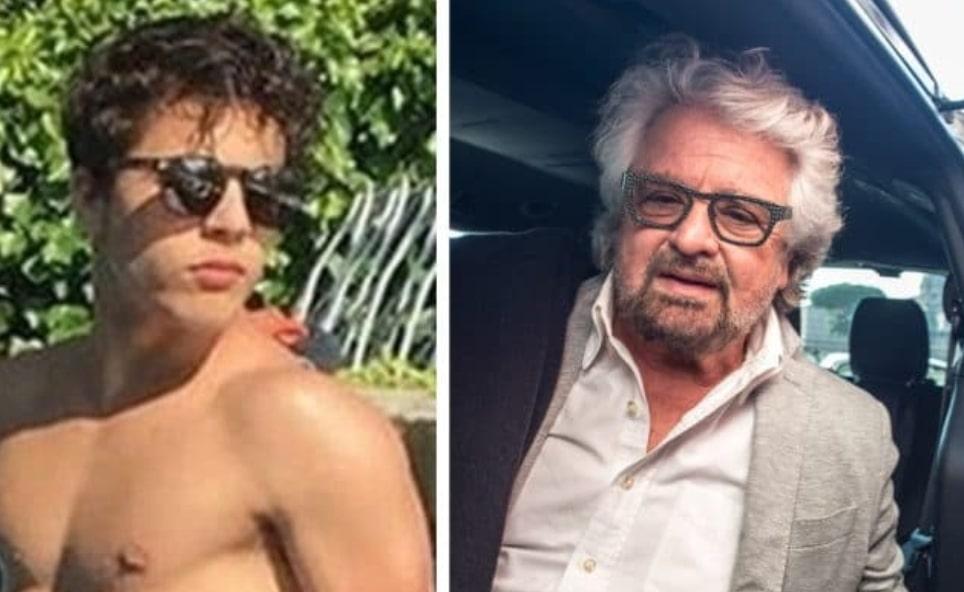 Modella accusa il figlio di Beppe Grillo e tre amici di violenza sessuale