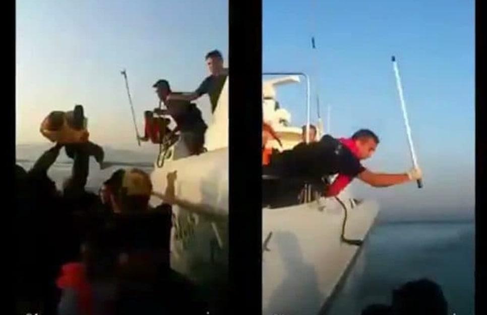 Botte con la spranga di ferro a donne e bambini: così la Turchia respinge i profughi [VIDEO]