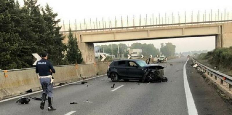Carabiniere ubriaco va contromano sulla statale: provoca un morto e 2 feriti