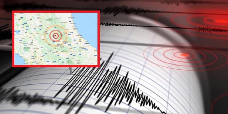 Terremoto Centro Italia    la terra torna a tremare    l'epicentro vicino ad Accumuli