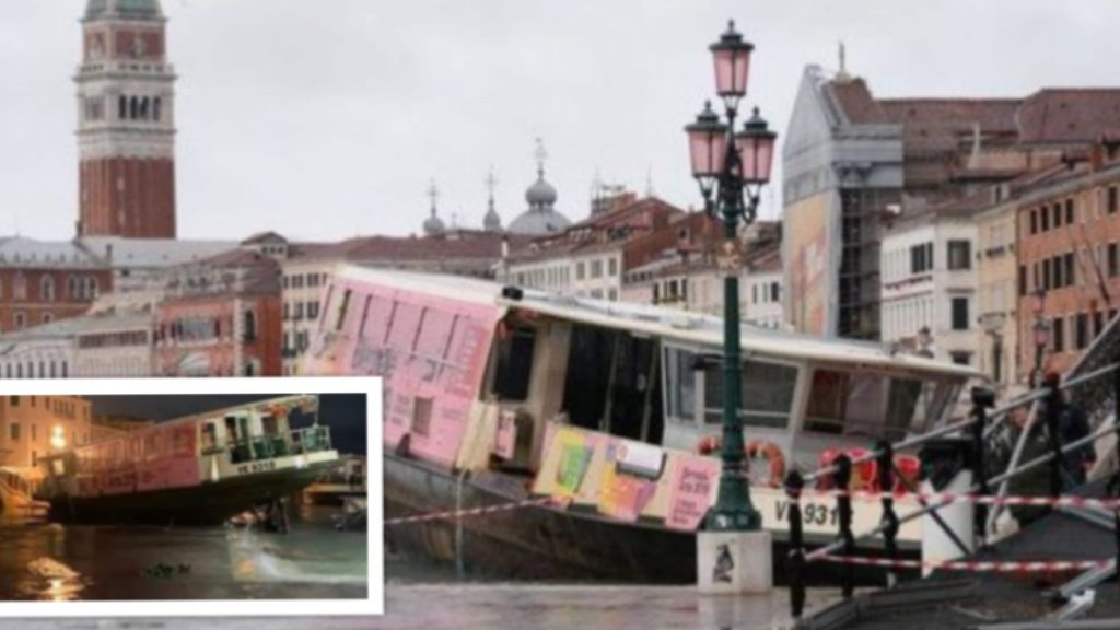 """Ultim'ora: Venezia sta affondando, ci sono già due morti. """"L'80% della città è sommersa"""""""