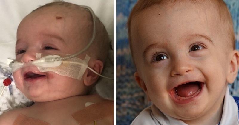Dato per morto si risveglia dopo 7 mesi di coma e sorride al padre